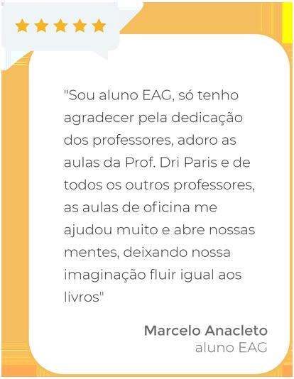 Colégio EAG: Depoimentos