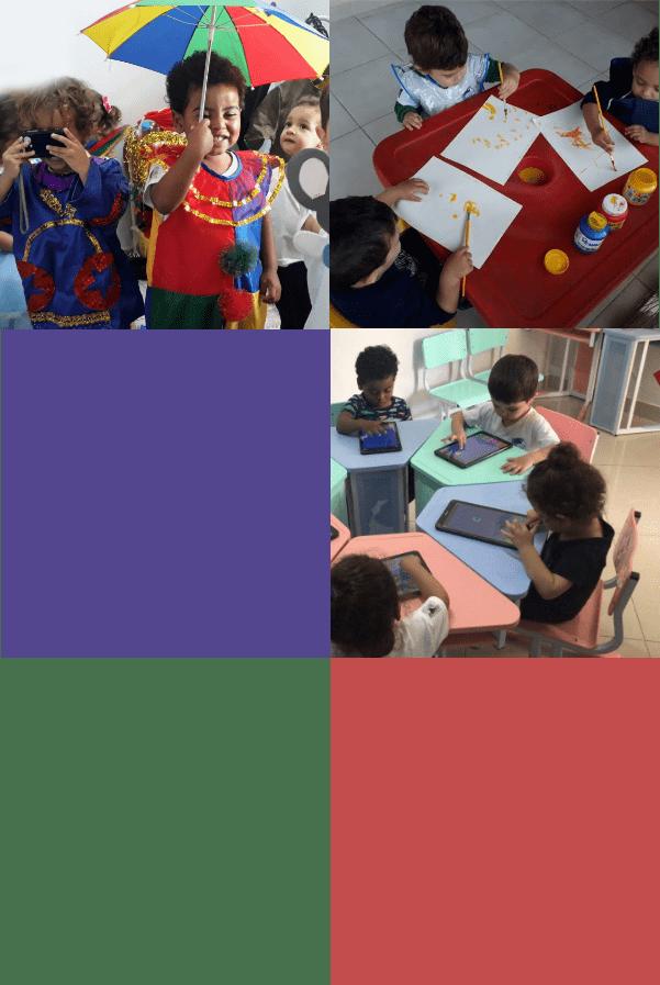Colégio EAG: Educação Infantil