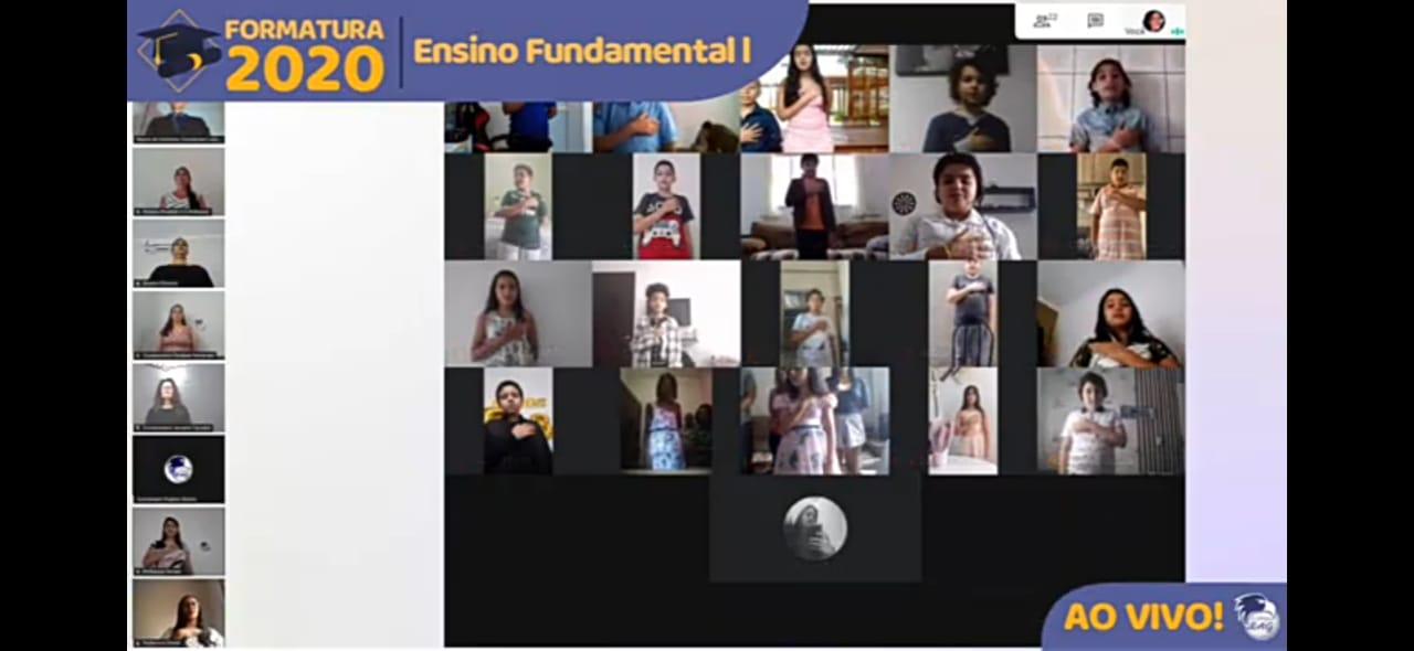 Colégio EAG: Formatura 2020