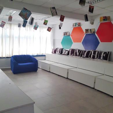 Oficinas de Aprendizagem no Colégio EAG