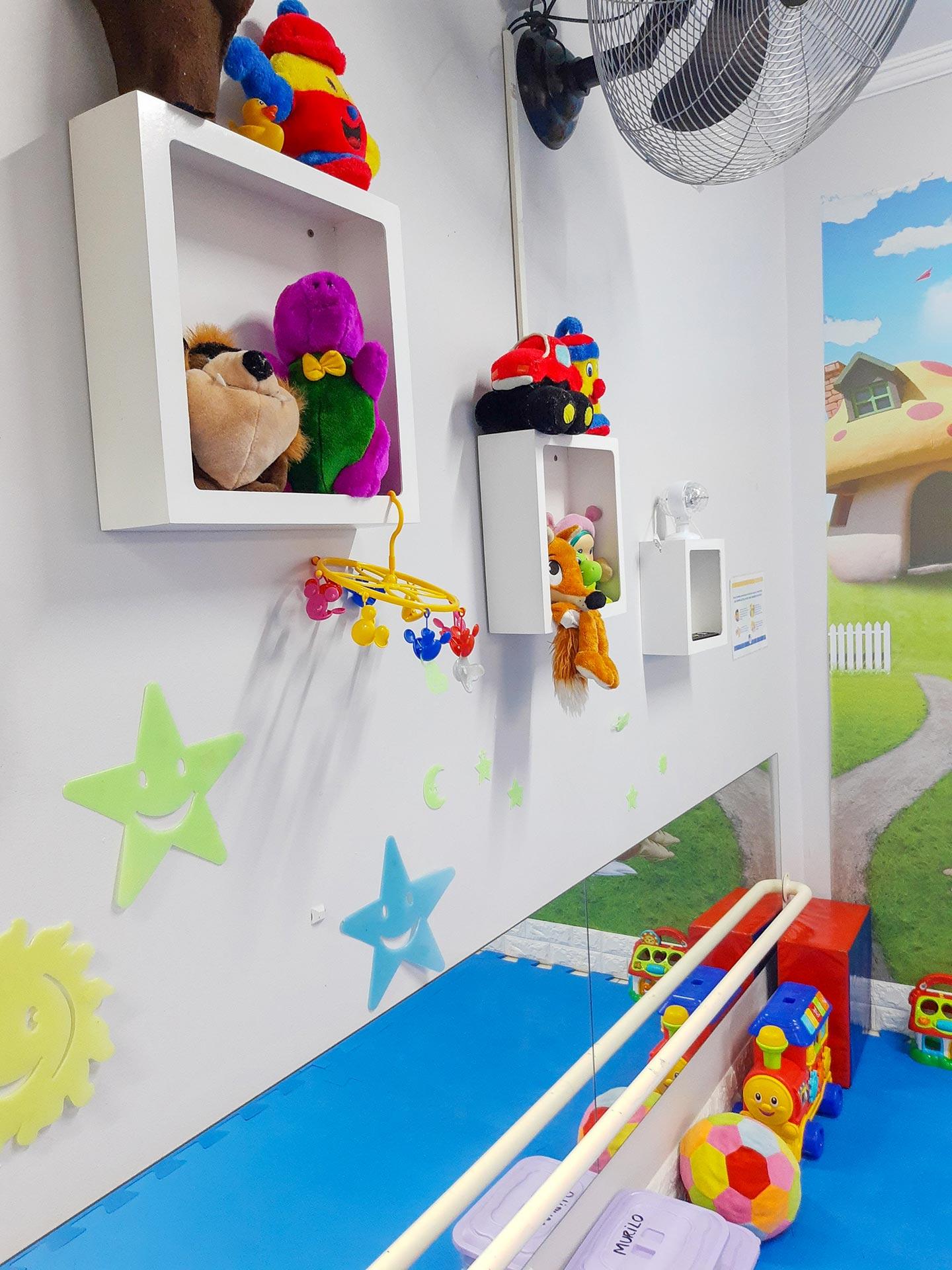 Ambiente da Educação Infantil