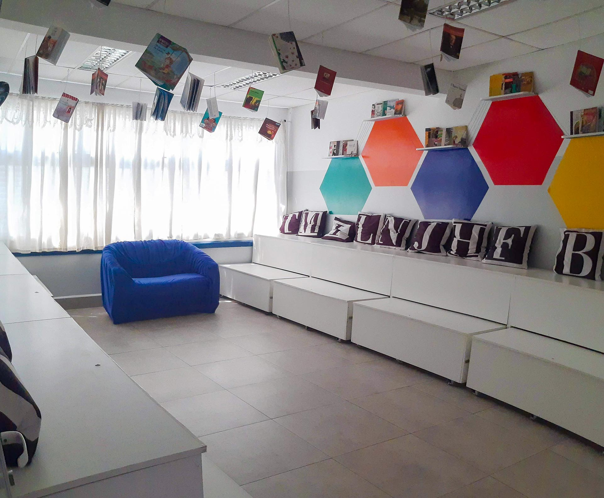 Sala de Oficinas